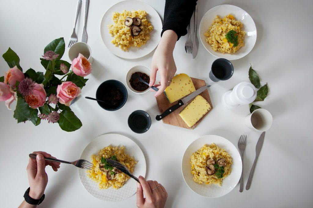 Image for Dinner-Stories: with Ilenia Martini