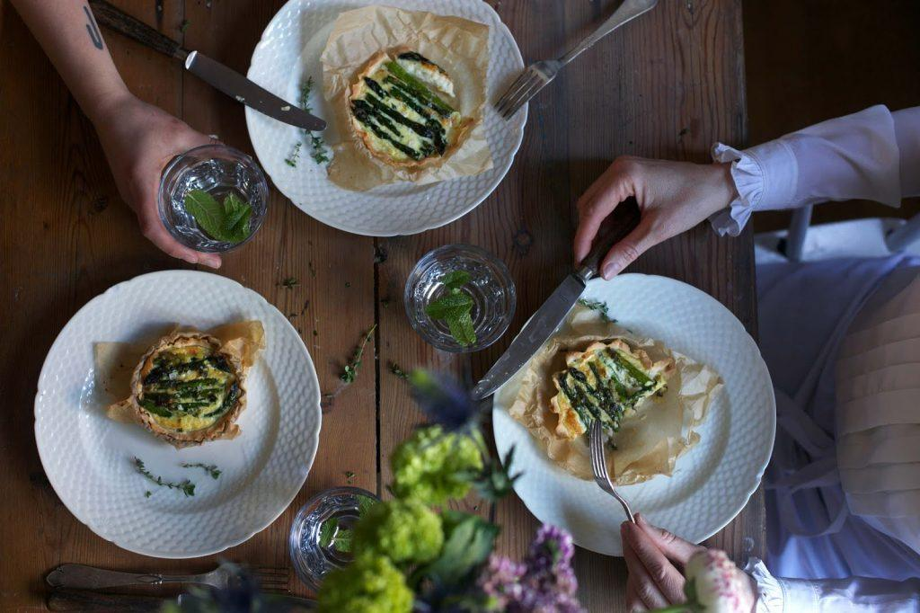 Image for Dinner-Stories: with Signe Bay