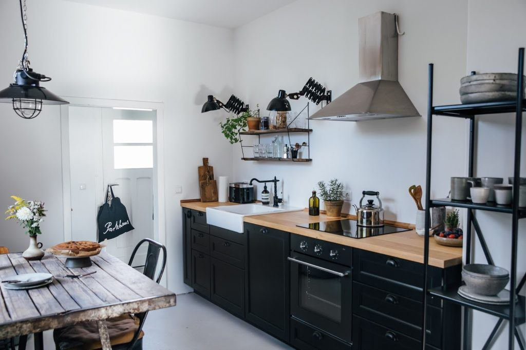 Image for Our New Ikea Kitchen in the Countryside