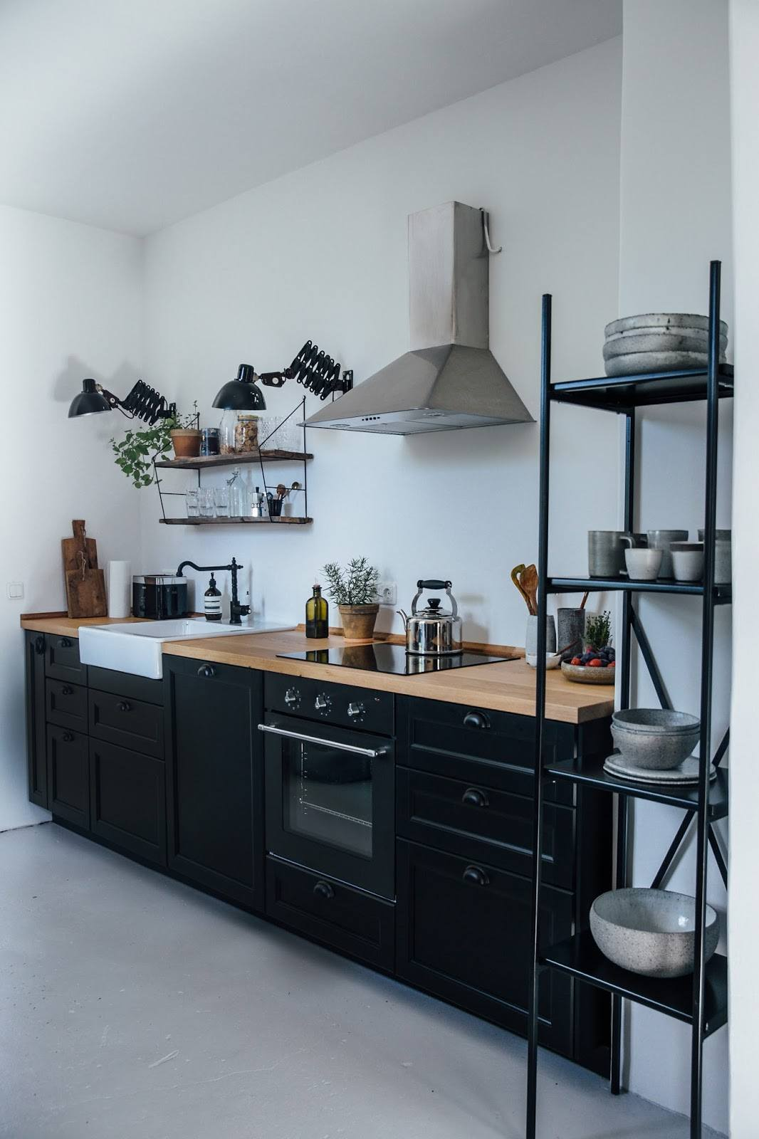 our new ikea kitchen in the countryside our food stories. Black Bedroom Furniture Sets. Home Design Ideas