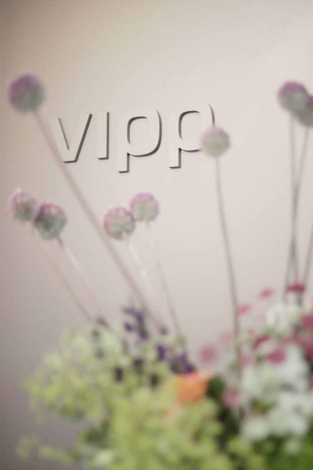 Vipp Flower-Styling Event