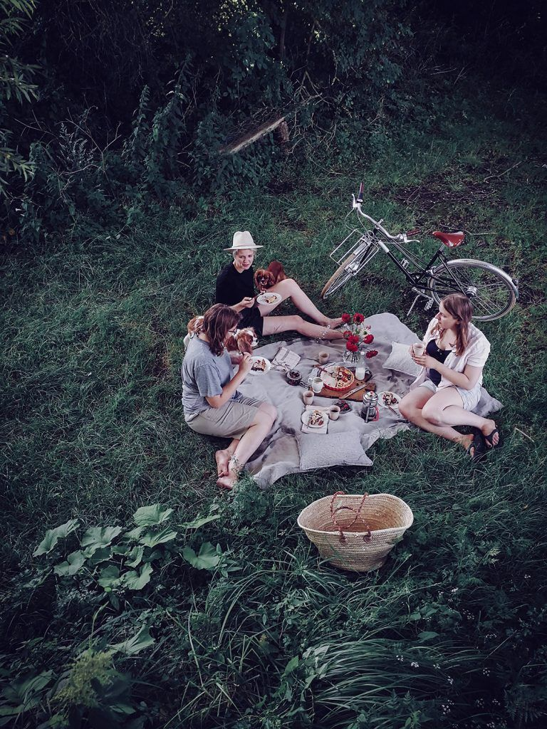 Summer Picnic with friends