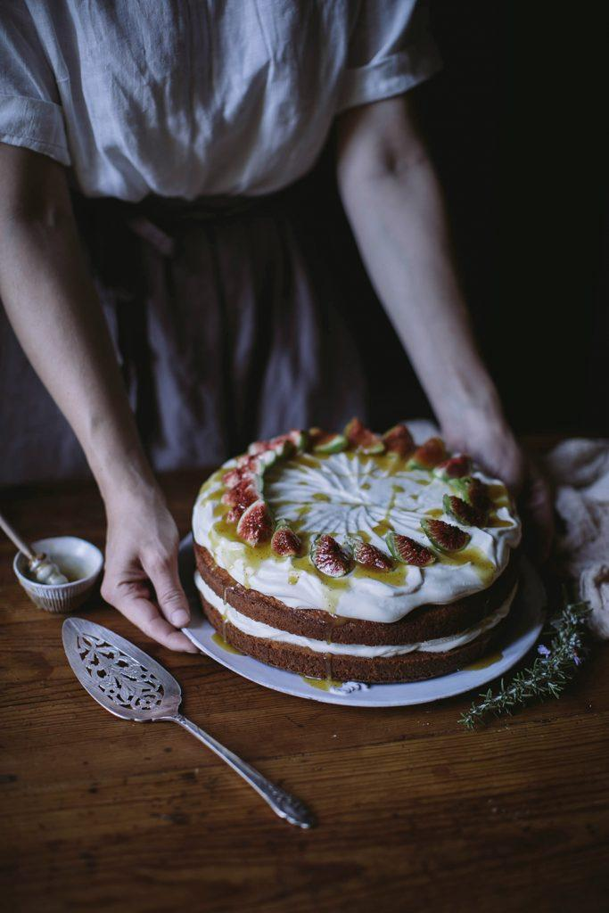 the best fig orange cake