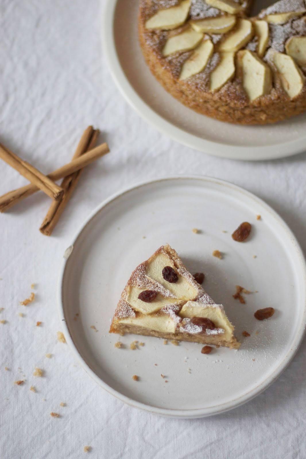 Saftiger glutenfreier Apfelkuchen & ein Feature im Best Wishes Magazine