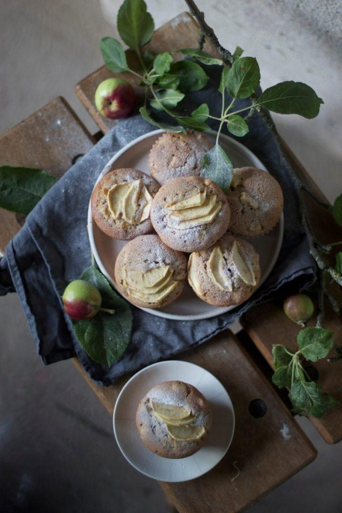 Image for Gluten-free Apple Marzipan Muffins