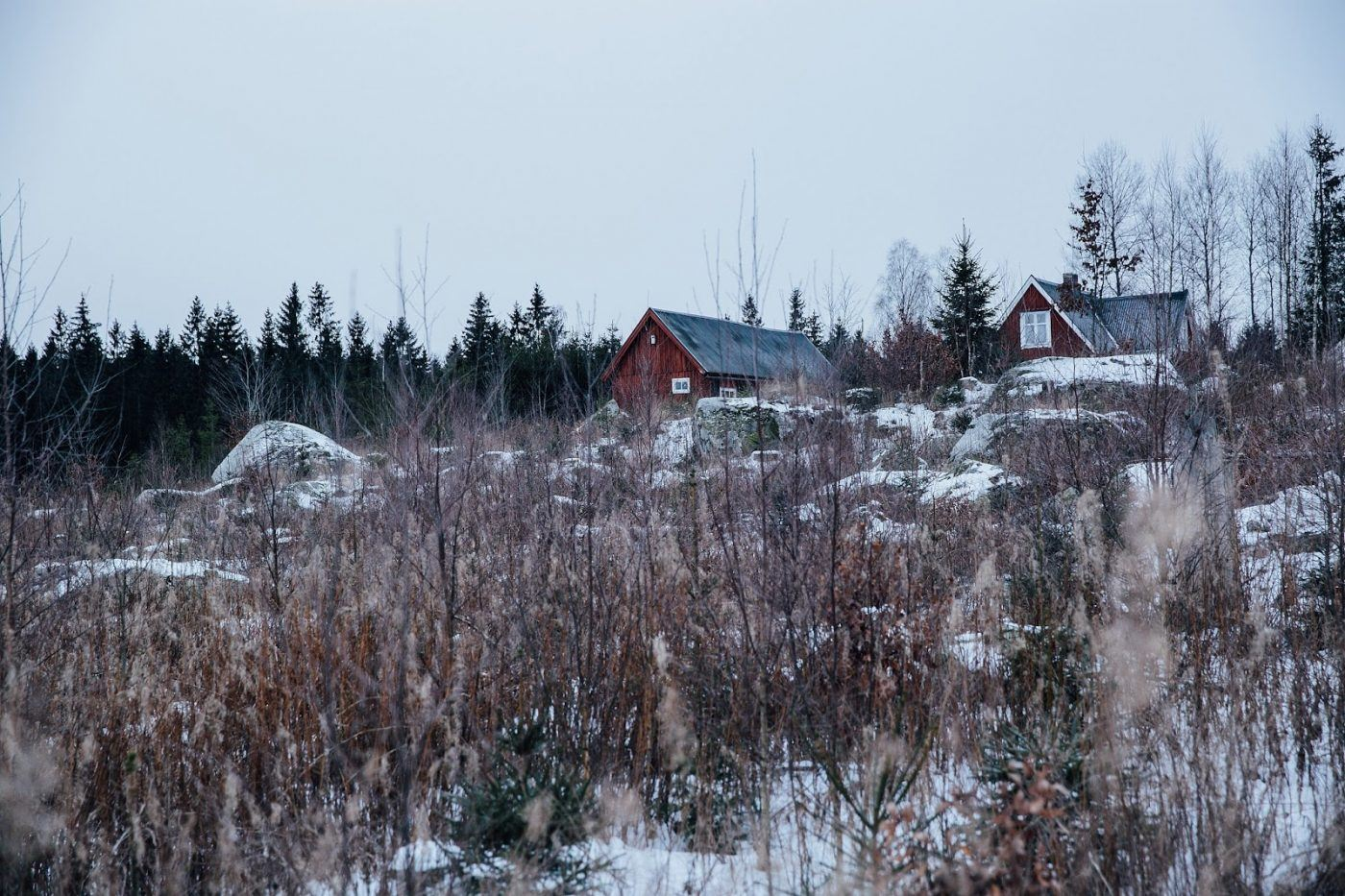 Image for A cozy Weekend in Sweden