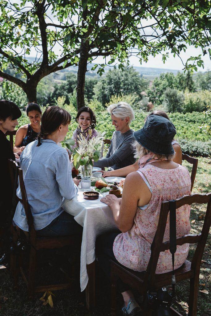 Gathering in France