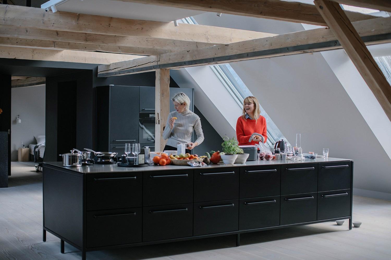 Vipp Kitchen Loft Copenhagen