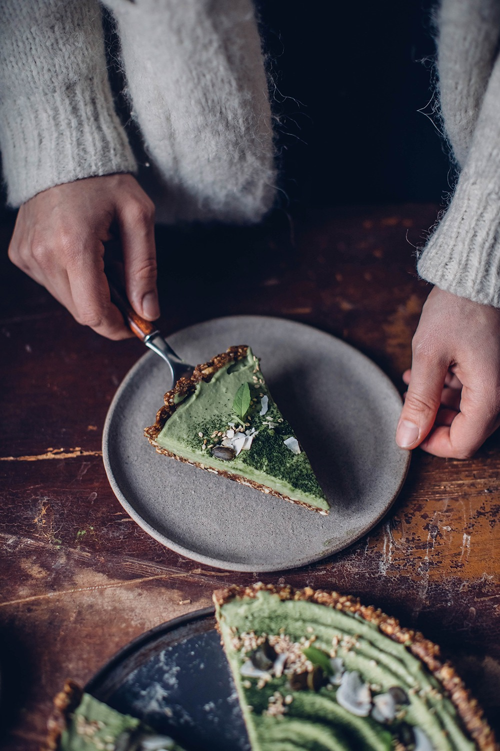 best matcha tea cake