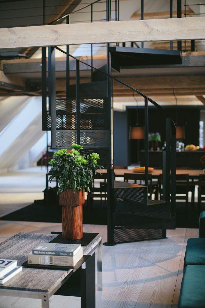 scandinavian interior vipp loft