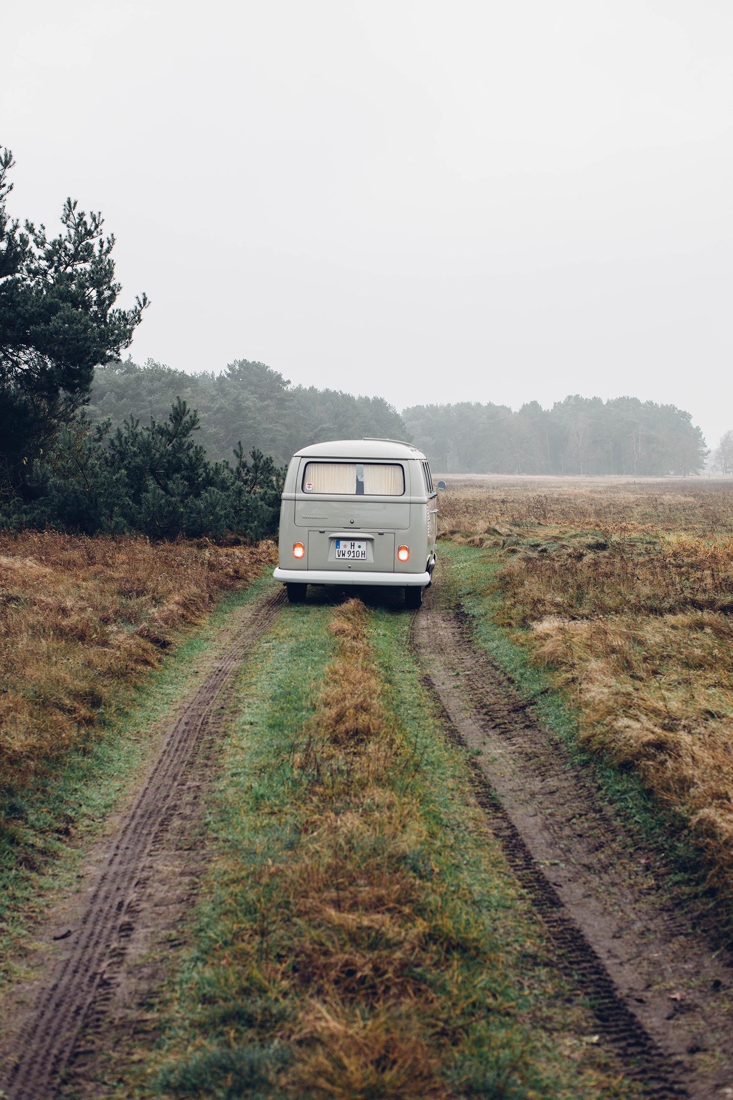 road trip vw t1