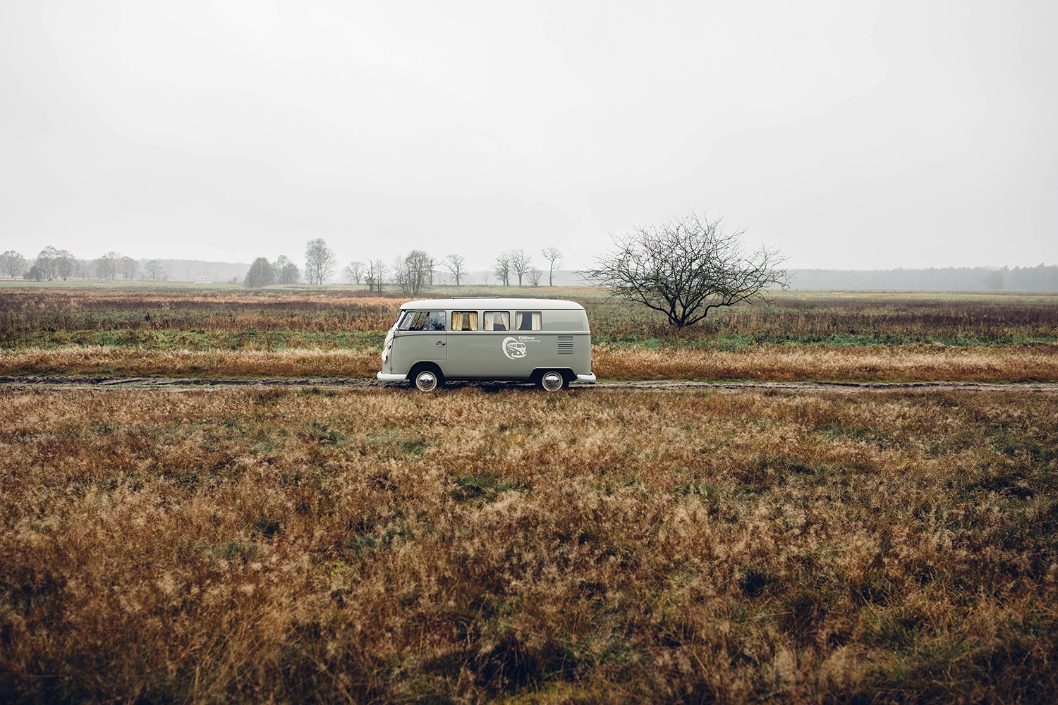 On the road with Vw T1