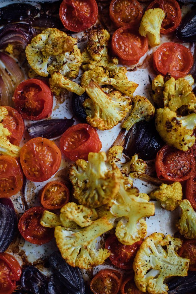 ovenroasted vegetables