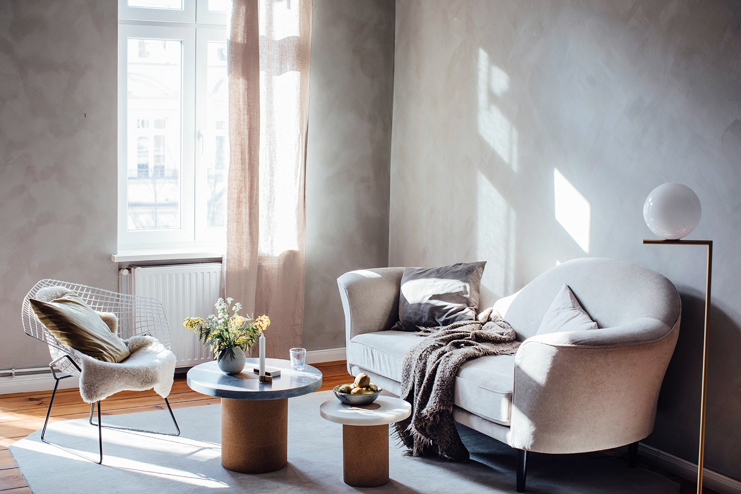 Living Room Danish Design Gubi