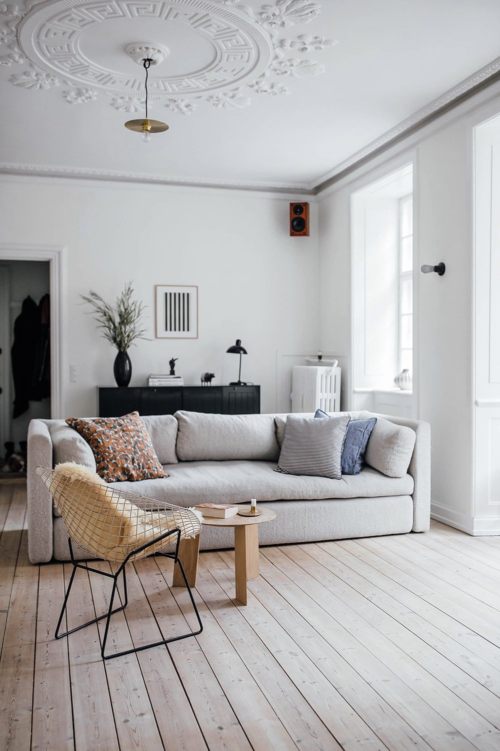 Home Tour with Signe Birkving Bertelsen in Copenhagen