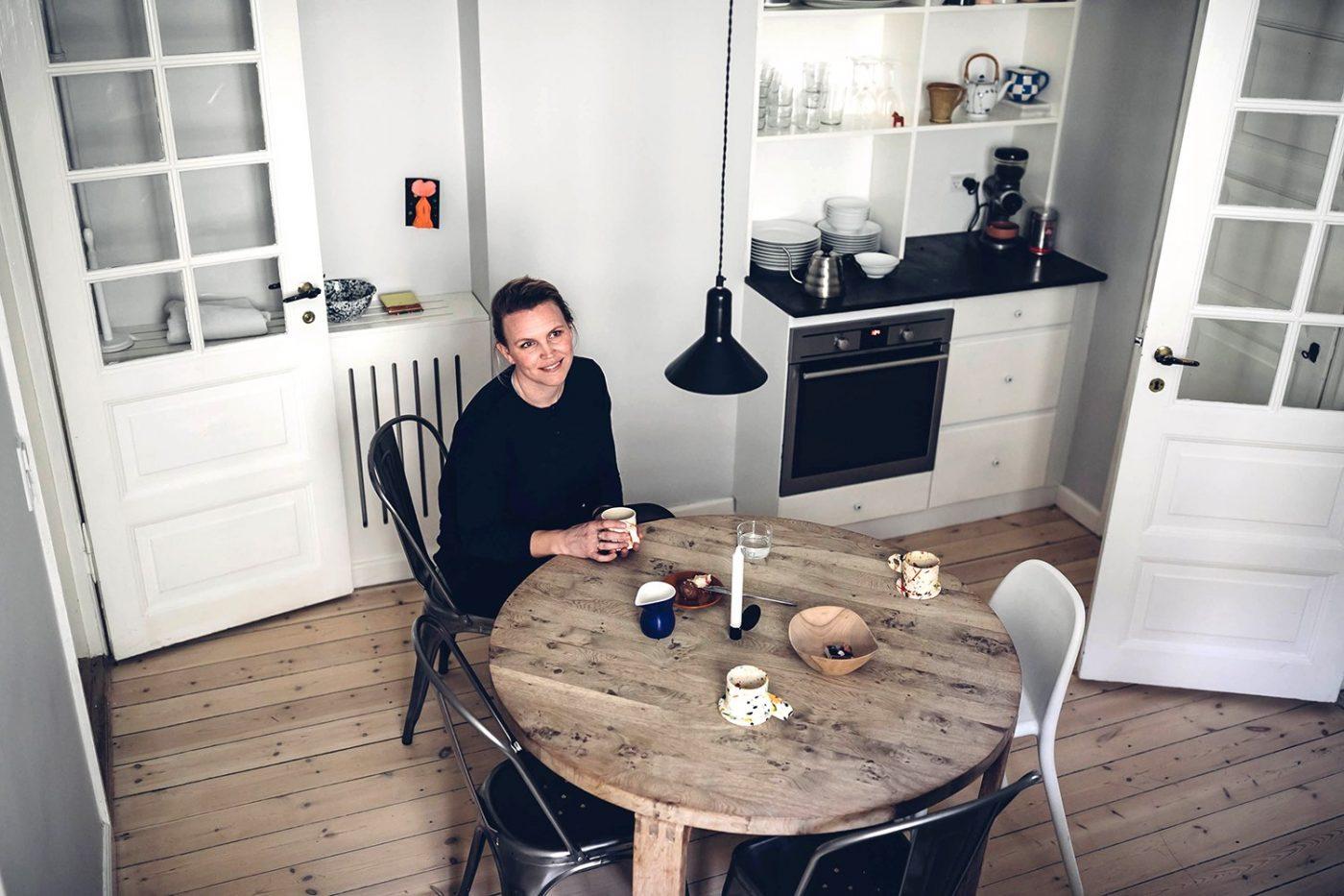 Image for Home Tour with Signe Birkving Bertelsen in Copenhagen