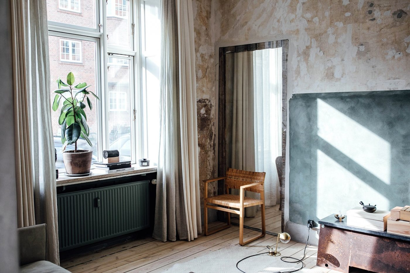 Image for Home Tour With Niels Stroyer Christophersen in Copenhagen