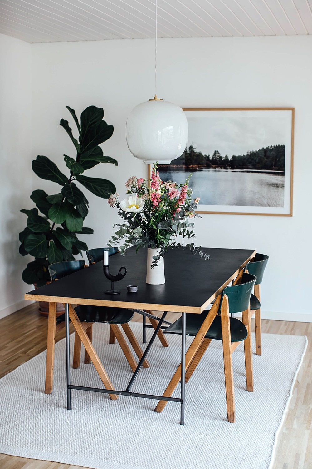 Silke Bonde Home Tour