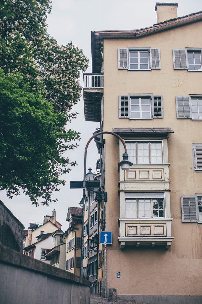 Visit Zurich