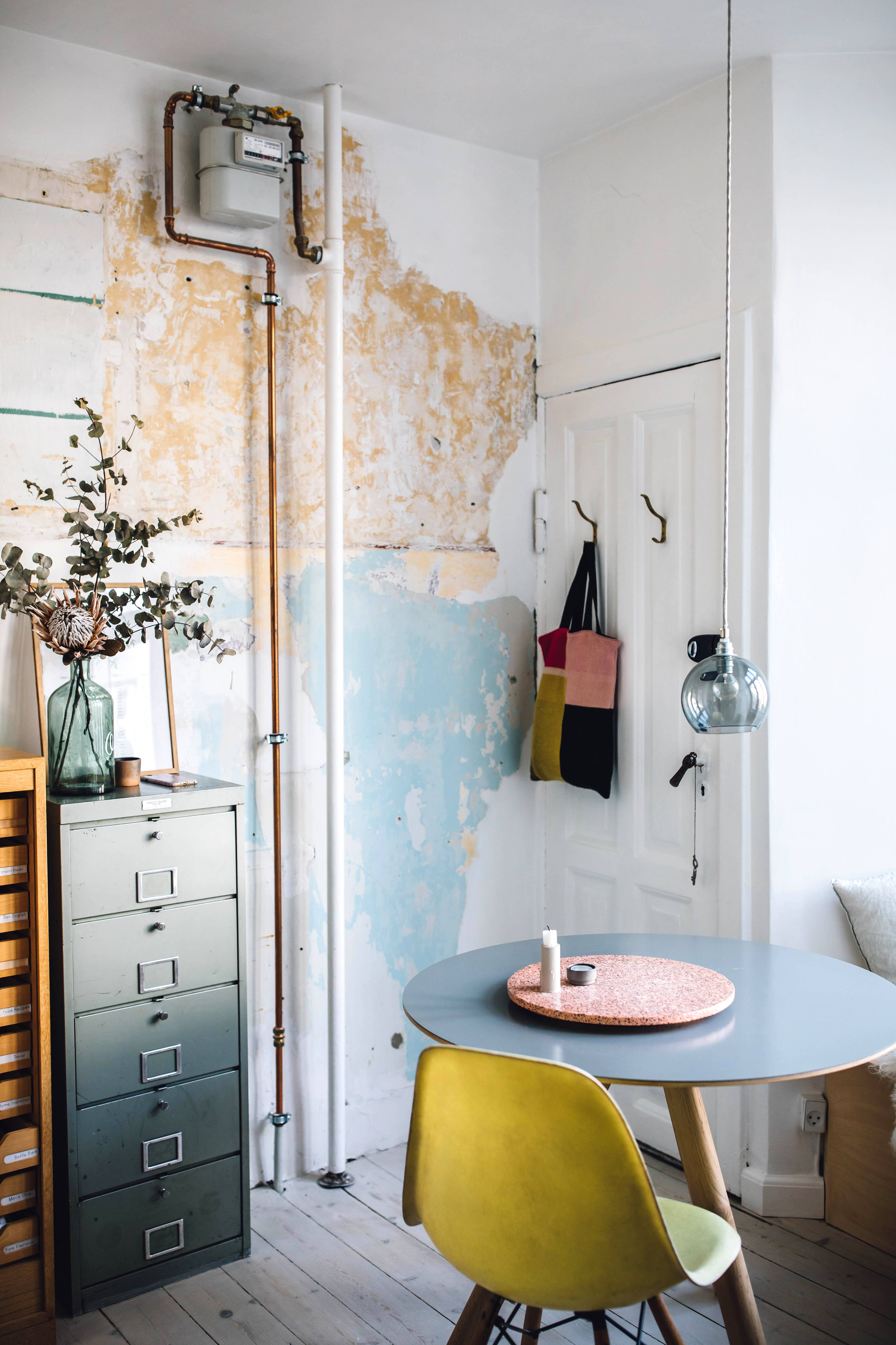 Home Tour with Kate Imogen Wood in Copenhagen