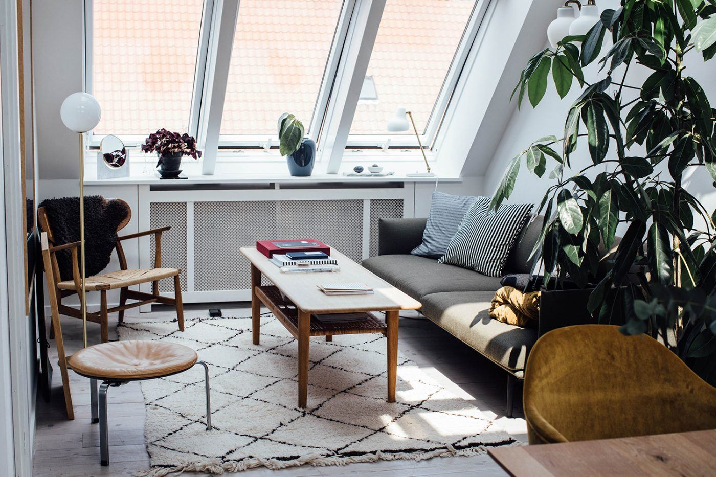 Image for Home Tour with Line Borella in Copenhagen