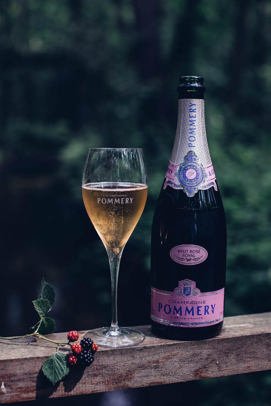 champagner pommery