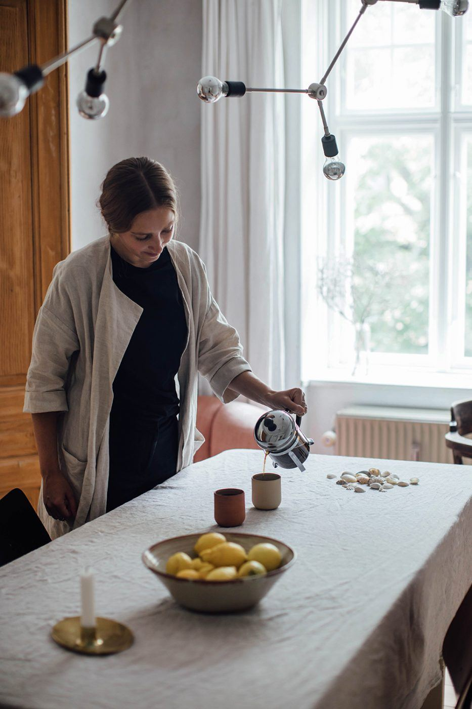 stine marie rosenborg home tour 01