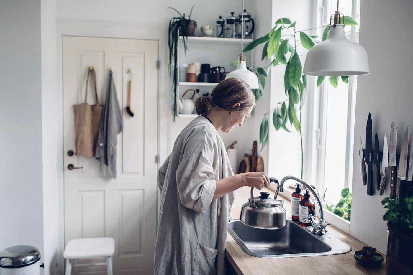 Image for Home Tour with Stine Marie Rosenborg in Copenhagen