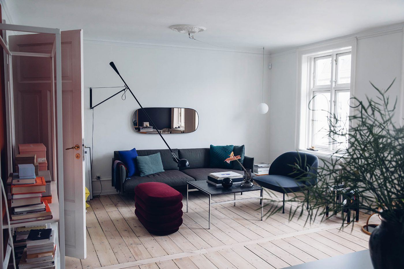 Image for Home Tour with Nina Bruun in Copenhagen