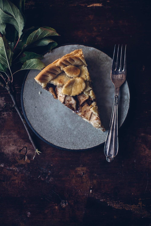 Glutenfree apple pie