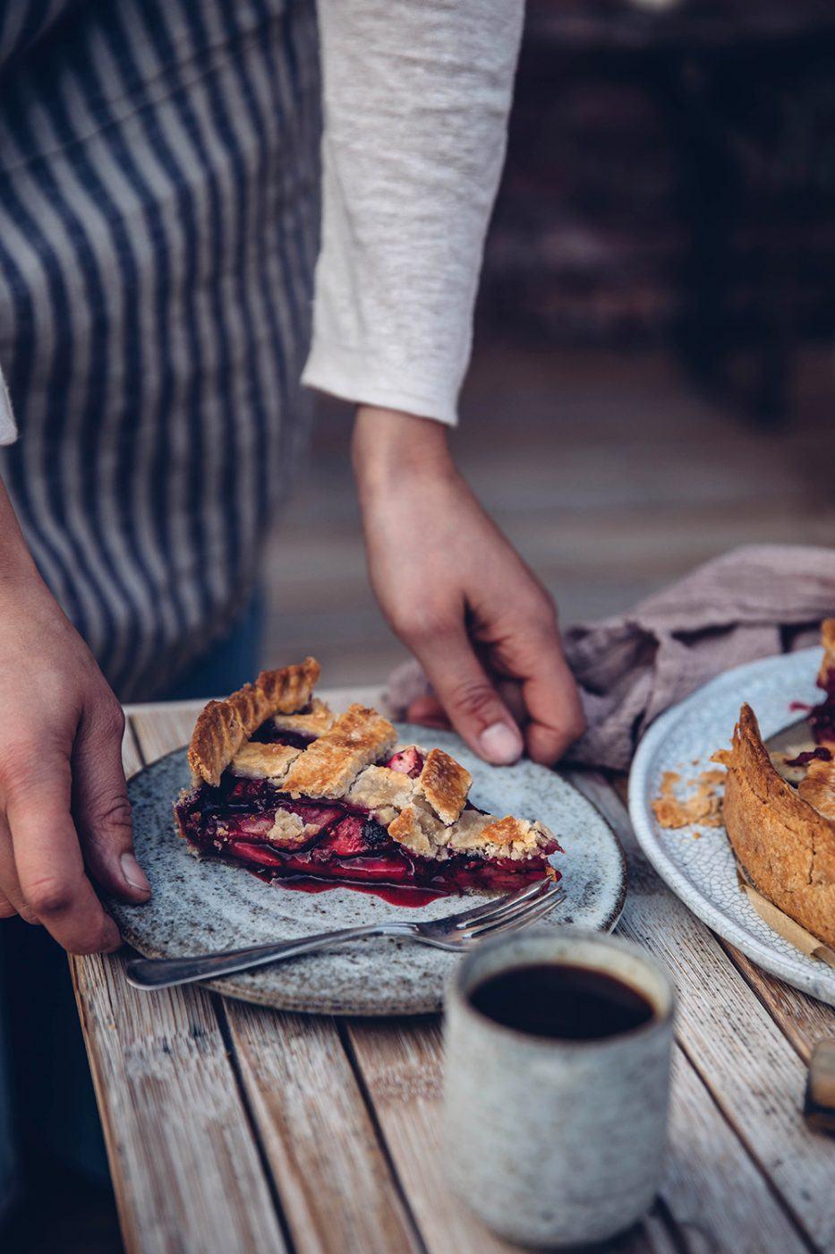 Gluten-free Pie