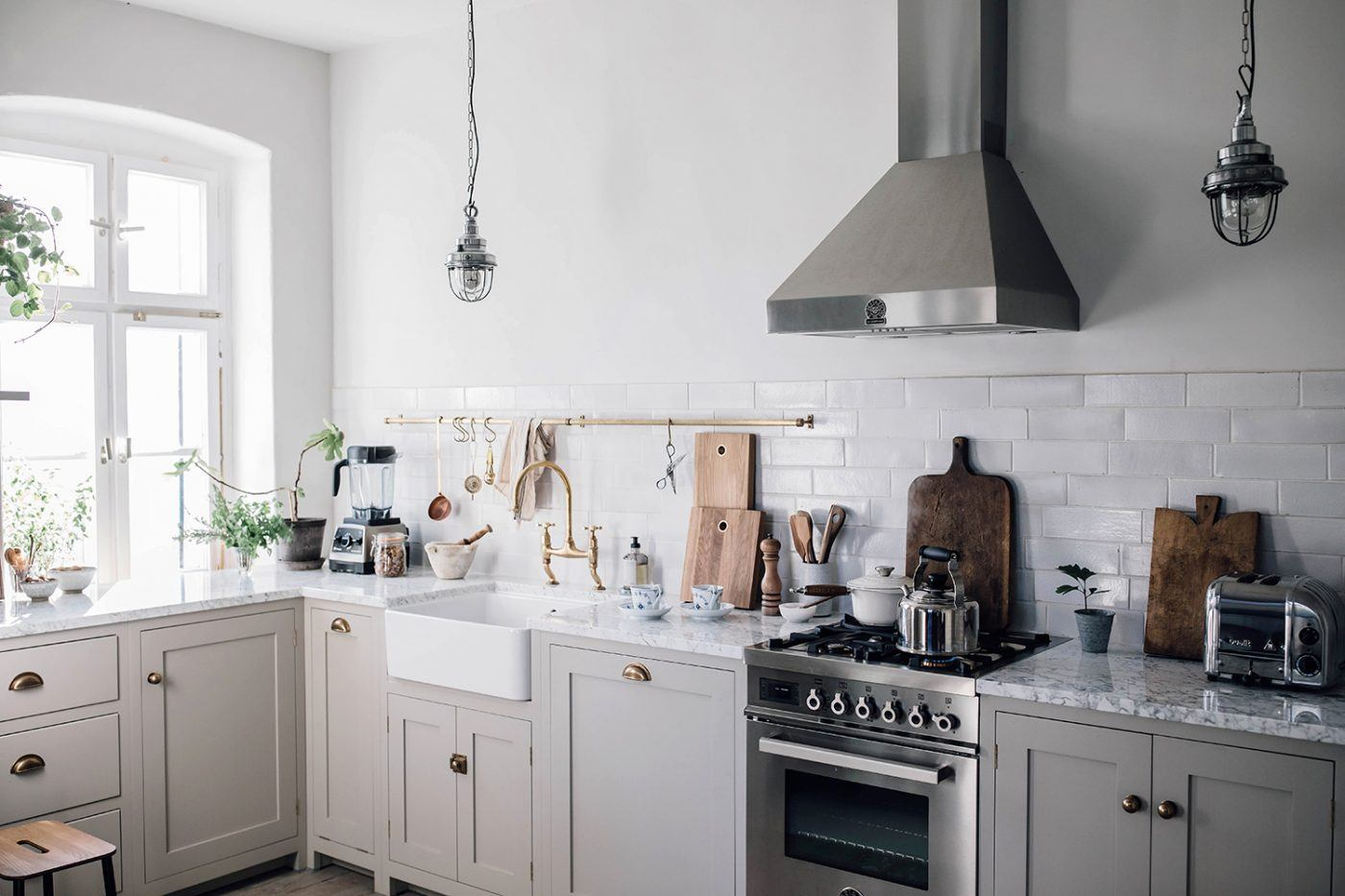 Image for Our new DeVol Kitchen in the Countryside