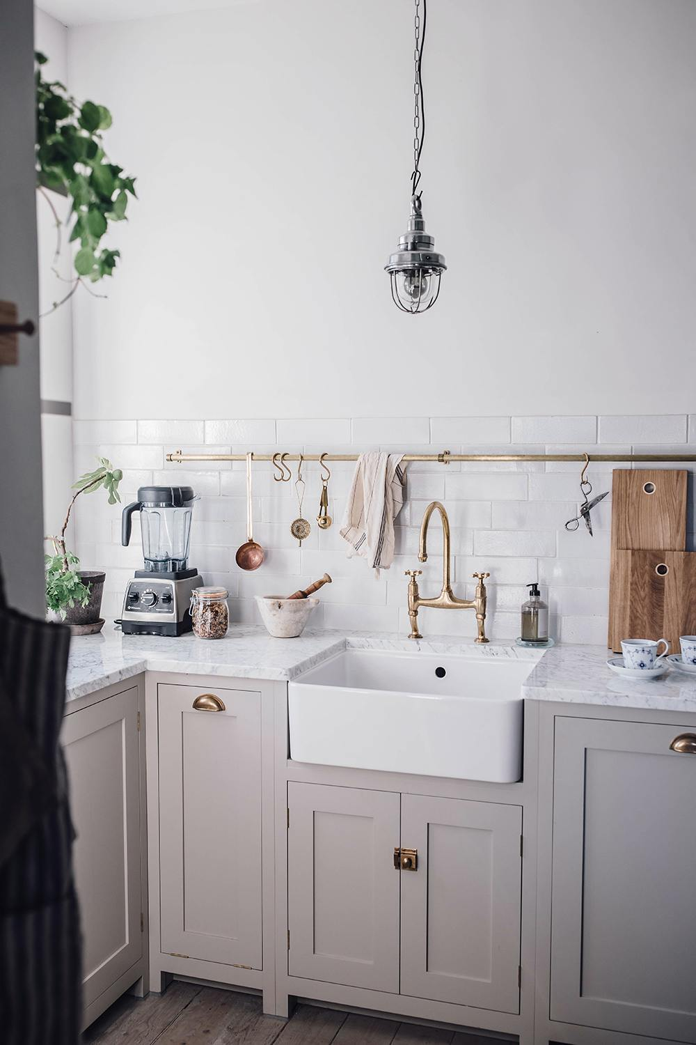 Our new DeVol Kitchen in the Countryside