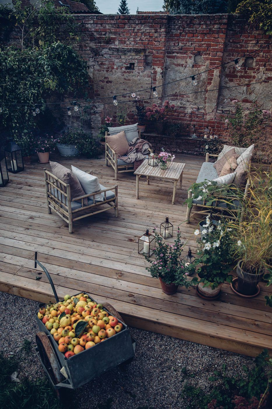 Image for Our new Terrace in the Countryside