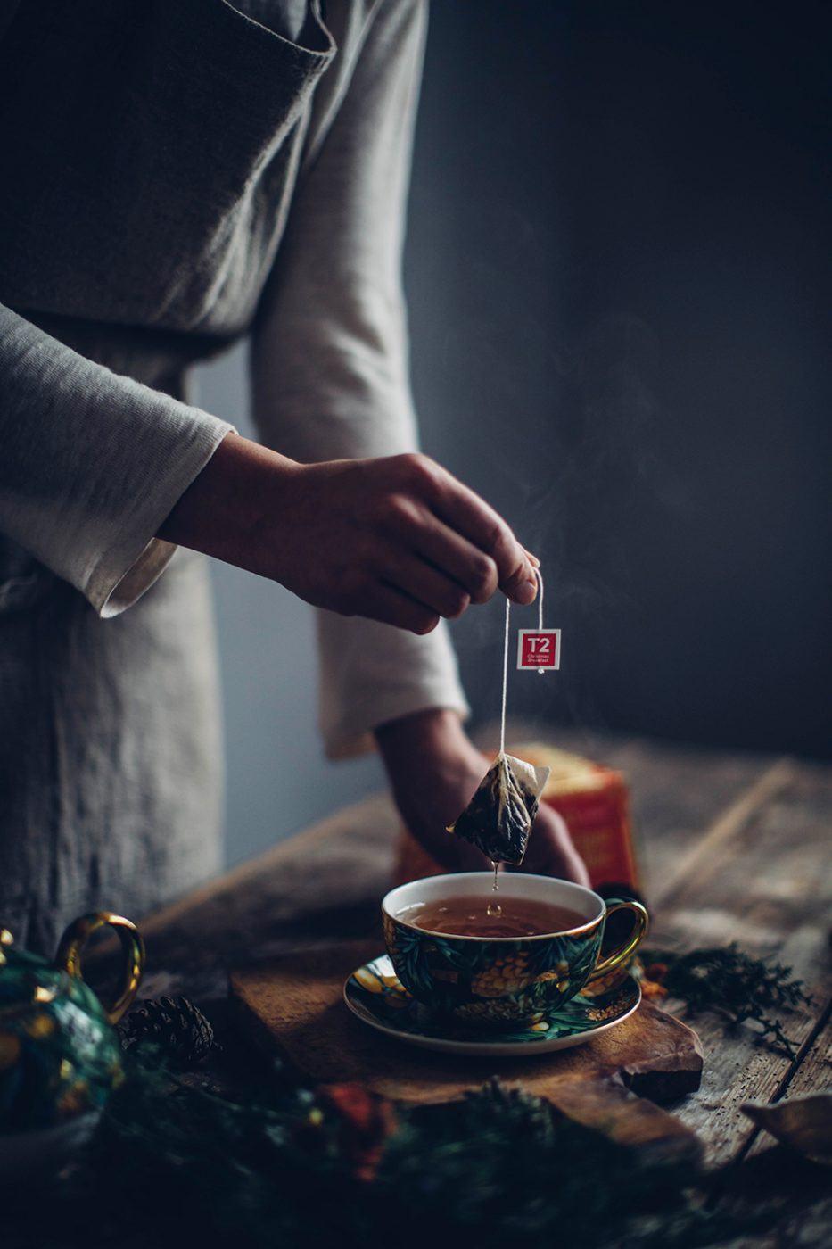 T2 Tea Gathering