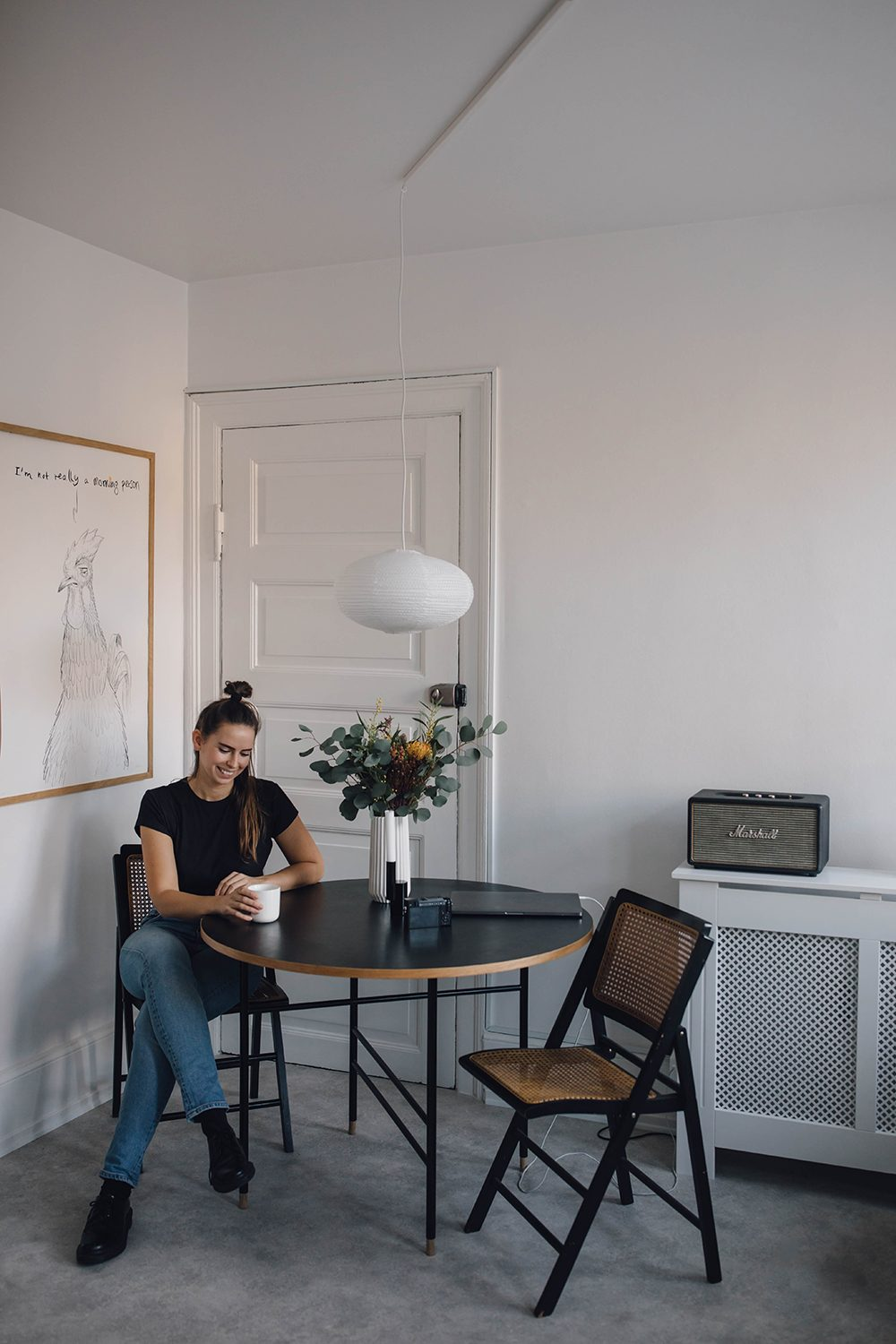 Home Tour with Amanda Lilholt in Copenhagen