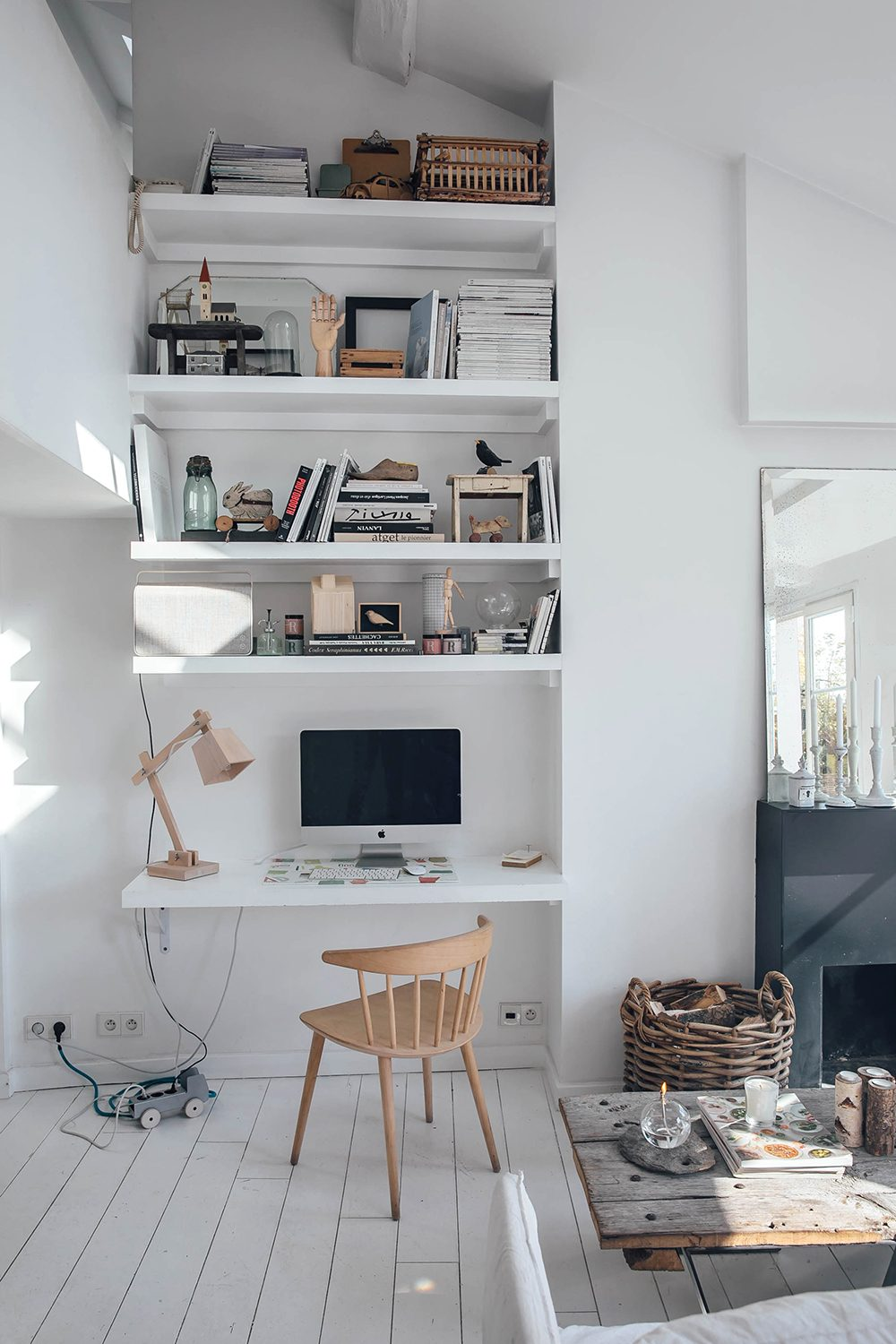 Home Tour Zoe de Las Cases Paris 22