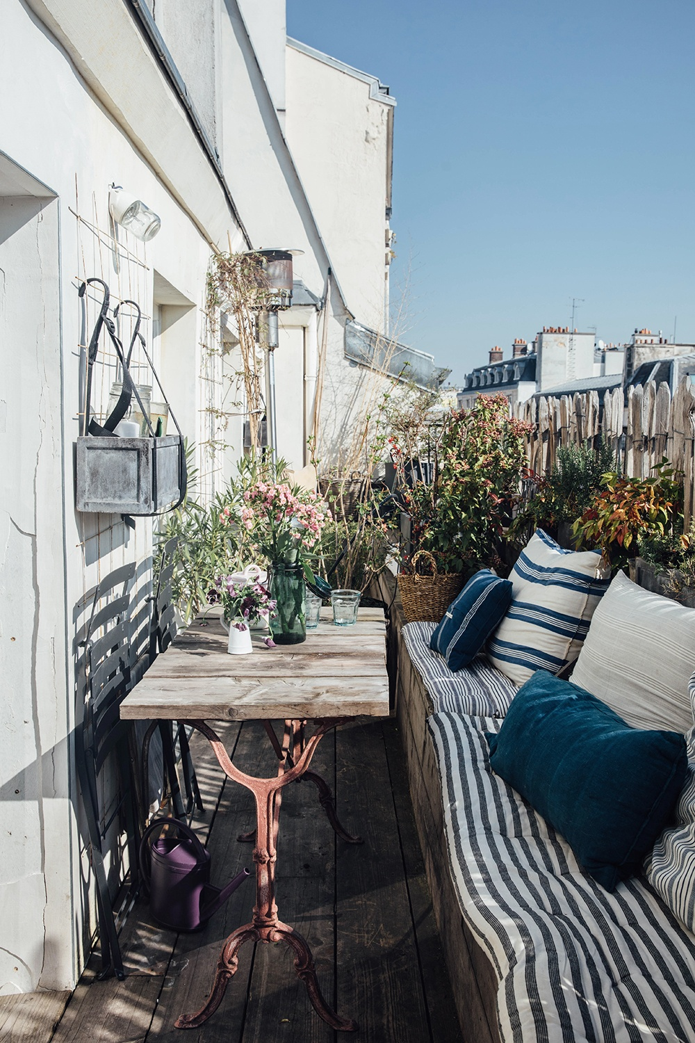Home Tour Zoe de Las Cases Paris 28