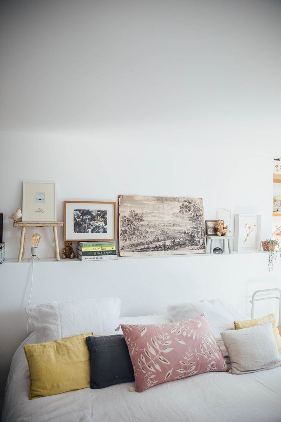 Home Tour Zoe de Las Cases Paris 30