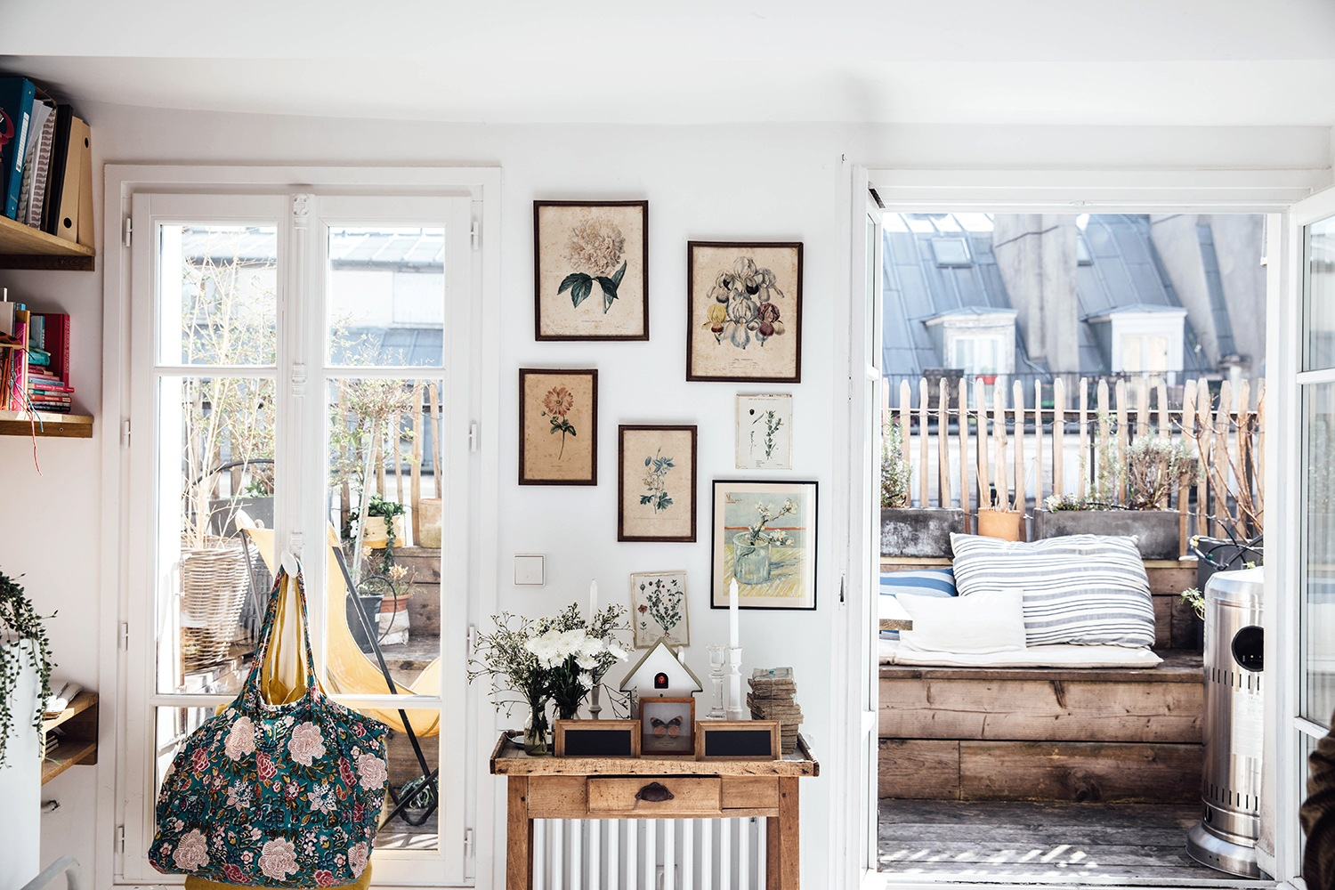 Home Tour Zoe de Las Cases Paris 35