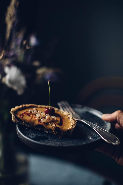 gluten-free peanut butter tarts