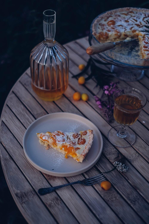 glutenfree mirabelle cake