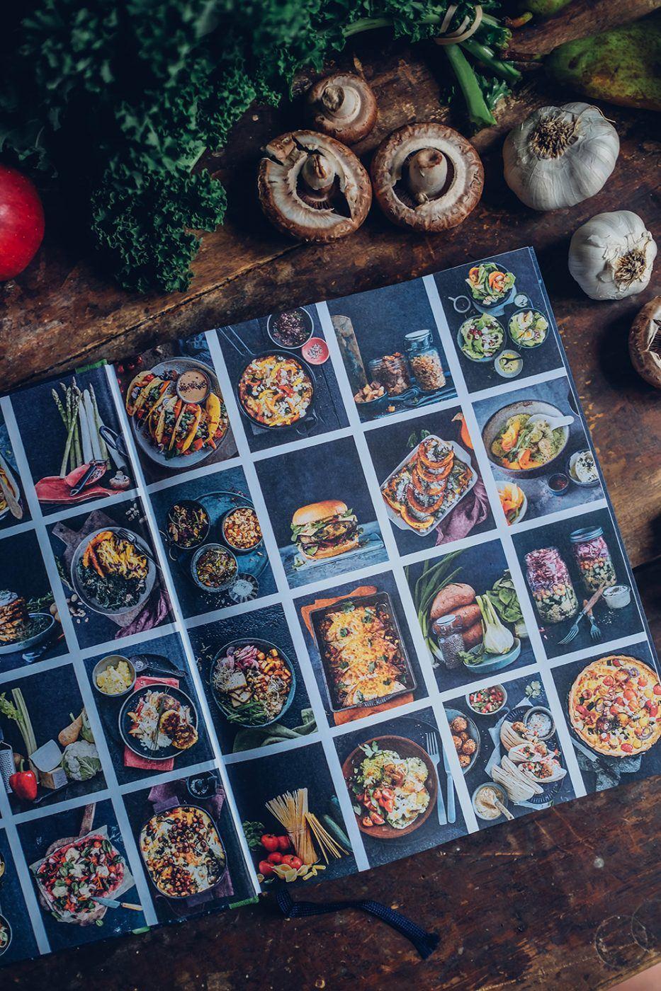 Edeka Vegetarisch Buch