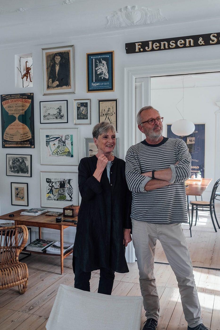 Image for Home Tour with Elisabeth Bruun Rasmussen & Hans Færch-Jensen