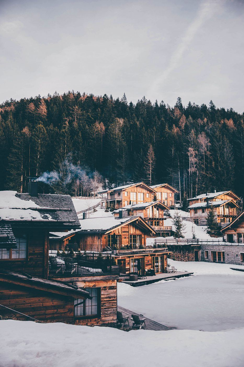 Image for San Luis Lodges during Winter