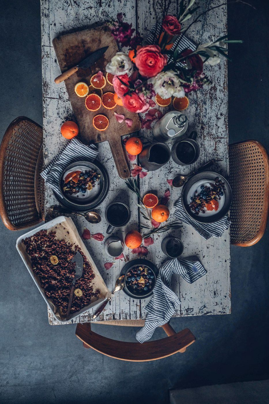 Image for Gluten-free Chocolate Granola with Cashews