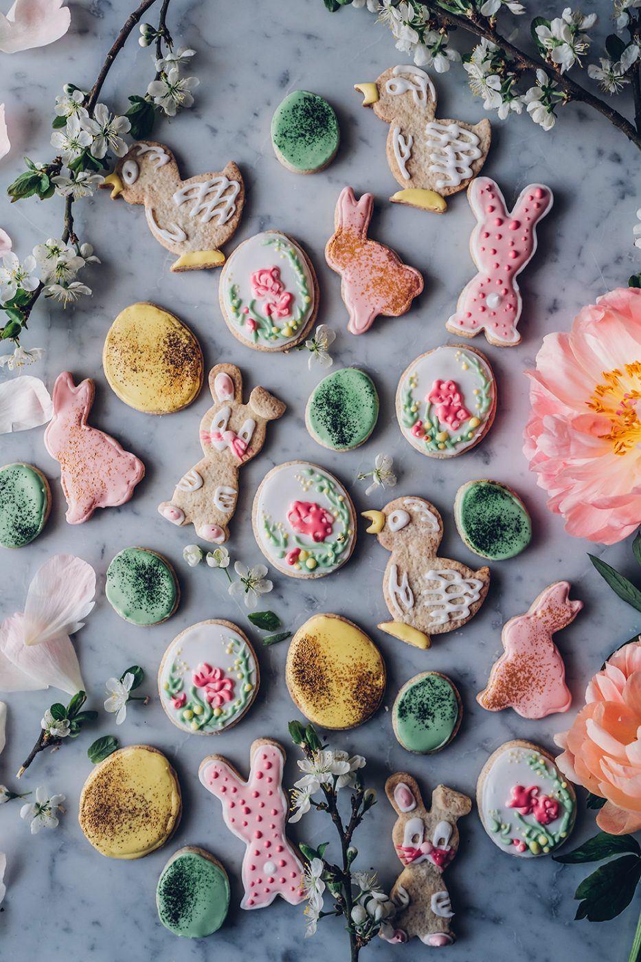 gluten-free easter cookies