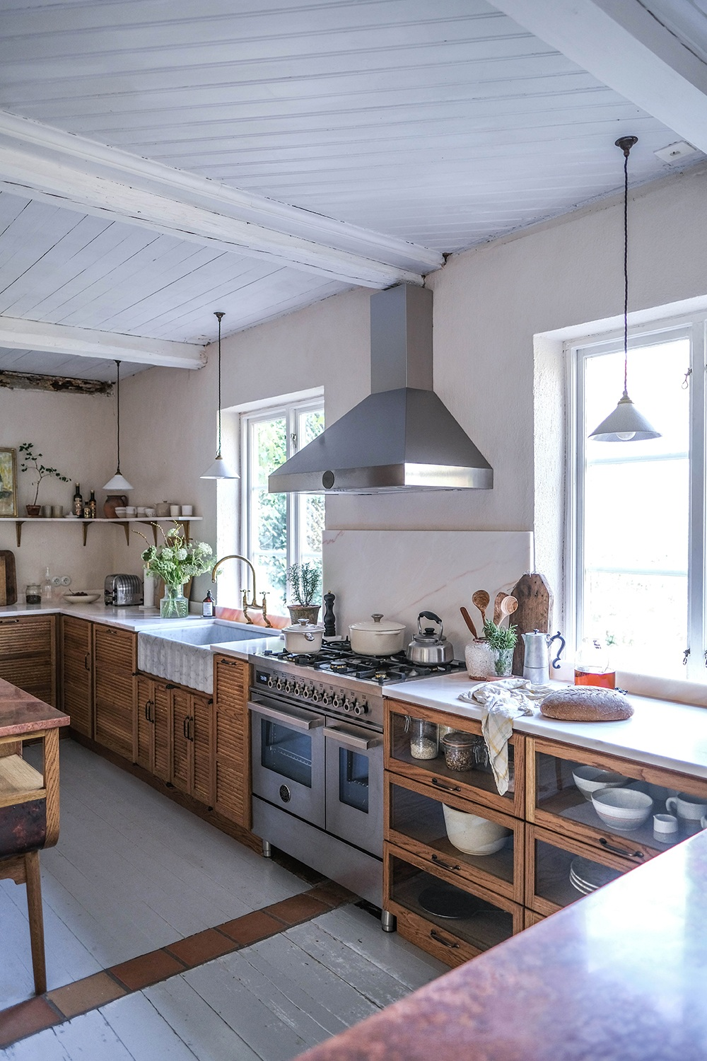 Devol Haberdasher Kitchen