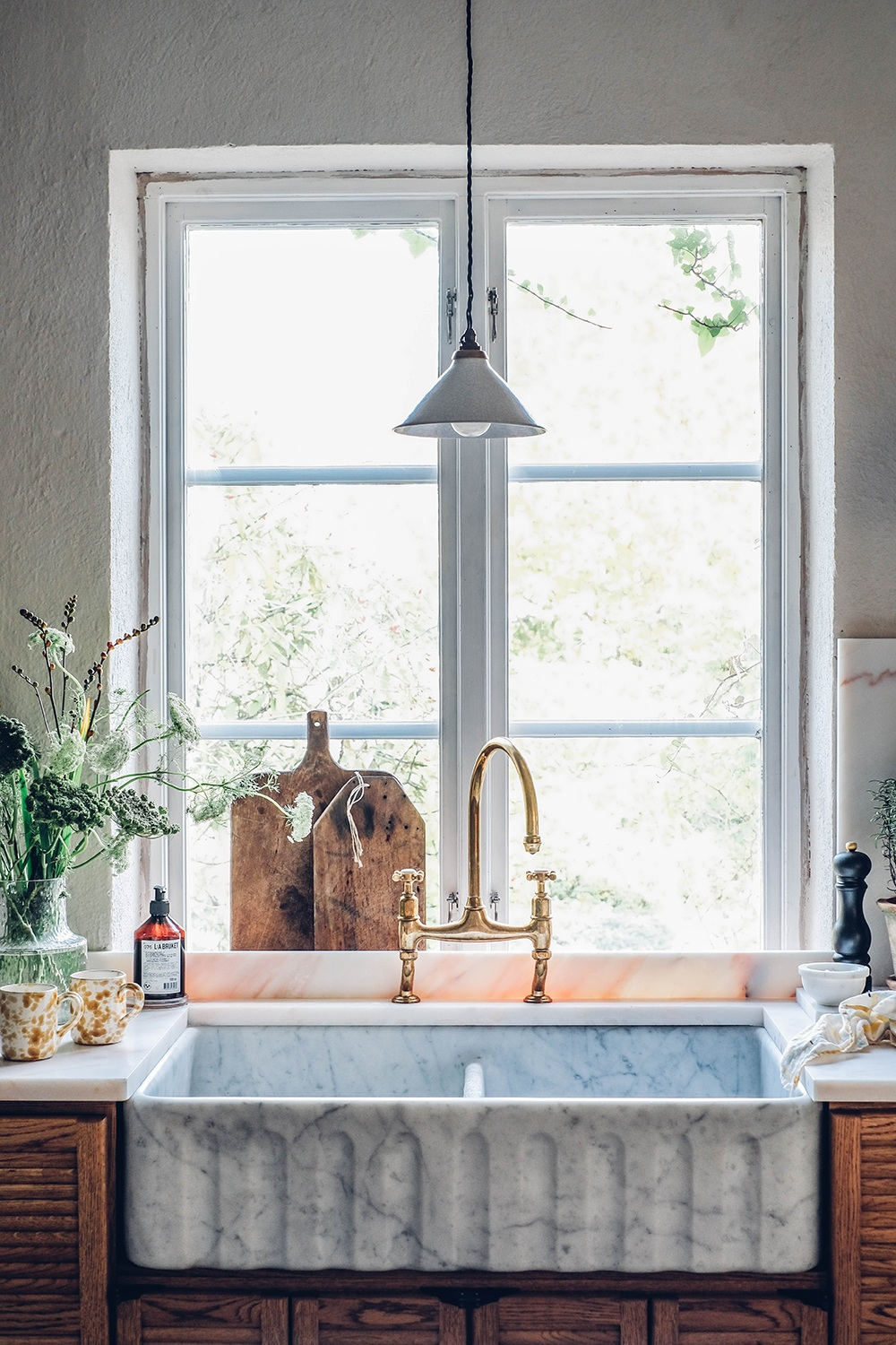 Our Kitchen in Sweden – The Devol Haberdasher Kitchen