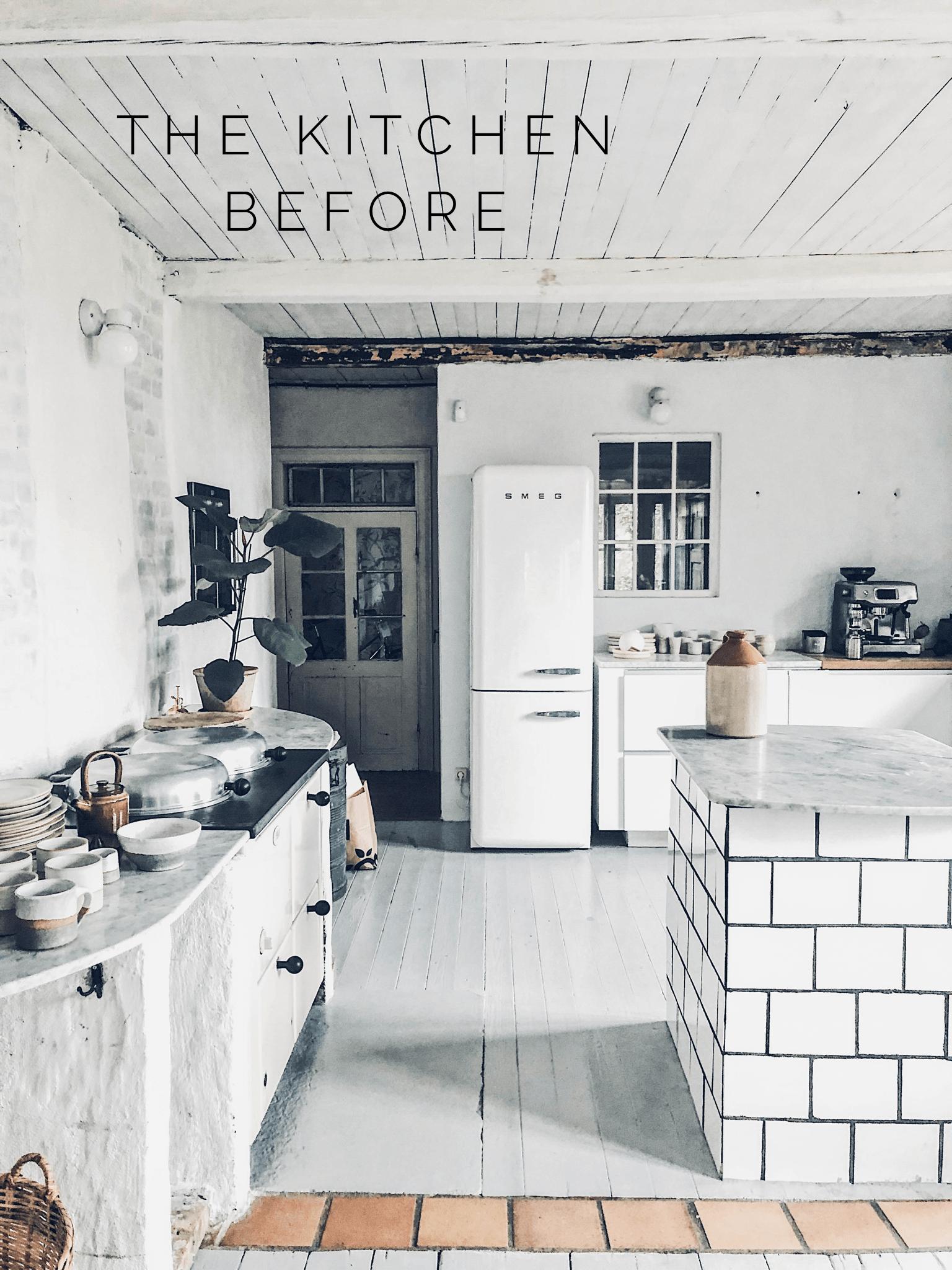 Our Kitchen In Sweden The Devol Haberdasher Kitchen Our Food Stories